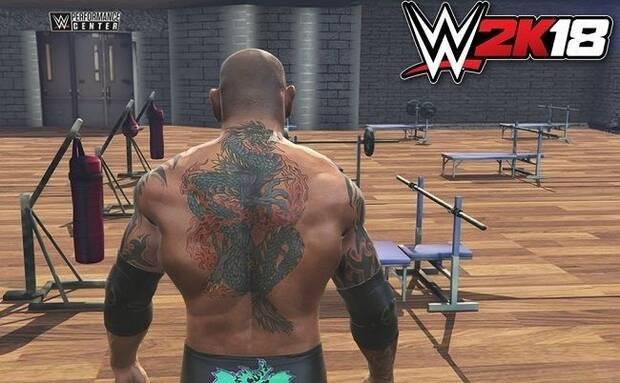 WWE 2K18 presenta el Modo Carrera, donde podrás forjar tu propia leyenda Imagen 3
