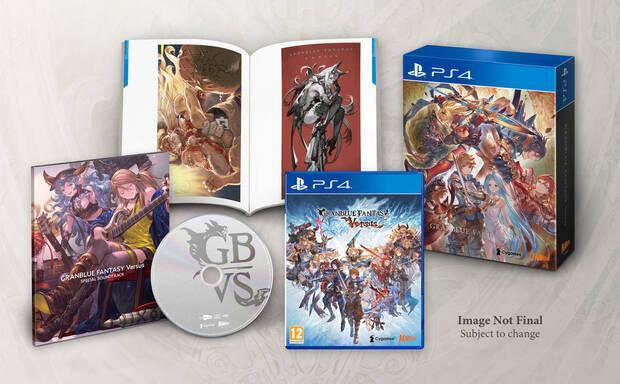Granblue Fantasy Versus se lanza en el primer trimestre de 2020; confirmadas sus ediciones Imagen 2