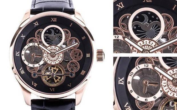 Bloodborne presenta un impresionante reloj que cuesta 242 euros Imagen 3