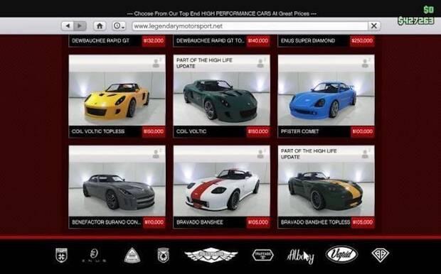 Grand Theft Auto Online vende un champán de 150.000 dólares GTA Imagen 3