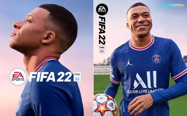 FIFA 22 car