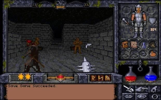 Juegos gratis Syndicate y Ultima Underworld