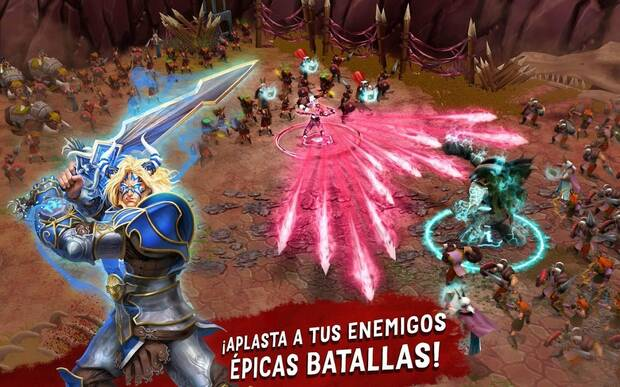 Battle of Heroes Imagen 1