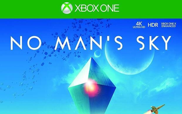 No Man's Sky para Xbox One podría aterrizar el 29 de junio en la consola Imagen 2