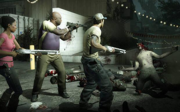 Se filtran unas supuestas imágenes de una versión cancelada de Left 4 Dead 3 Imagen 2