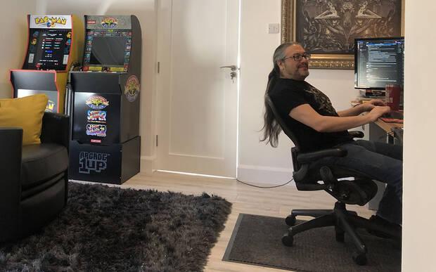 Desde casa: Los profesionales del videojuego muestran cómo trabajan en sus hogares Imagen 4