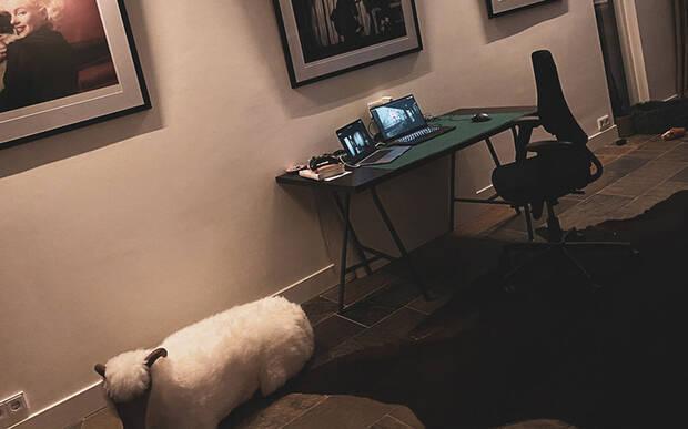 Desde casa: Los profesionales del videojuego muestran cómo trabajan en sus hogares Imagen 7