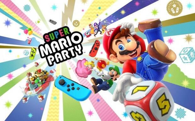 E3 2018: Super Mario Party tendrá funcionalidad online Imagen 2