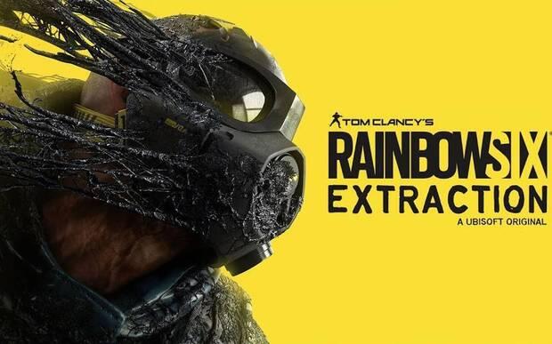 Key Art de Rainbow Six Extraction.