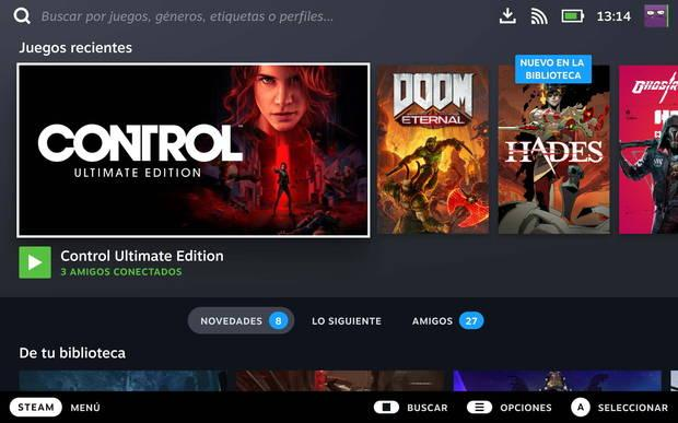 Valve anuncia Steam Deck, la consola port