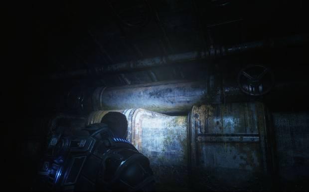 Gears of War 5 - Pez en un palo 2