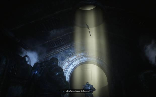 Gears of War 5 - Pez en un palo 3