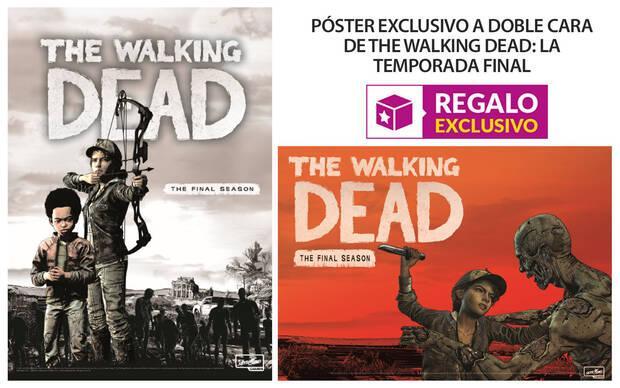 GAME detalla sus incentivos por la reserva de The Walking Dead Imagen 2