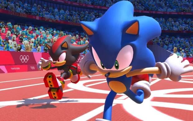 E3 2019: Primeras imágenes de Sonic at the Olympic Games - Tokyo 2020 Imagen 2