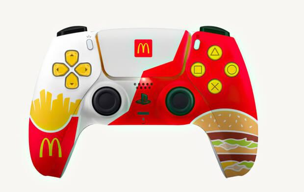 DualSense de McDonalds cancelado por Sony