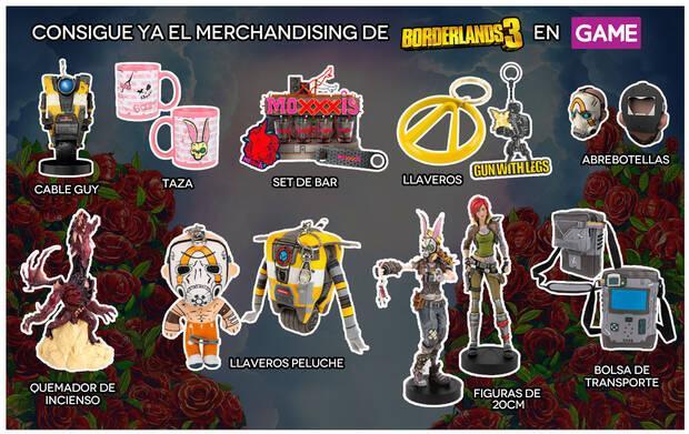 GAME celebra la llegada de Borderlands 3 y detalla todas su ediciones y merchandising Imagen 2