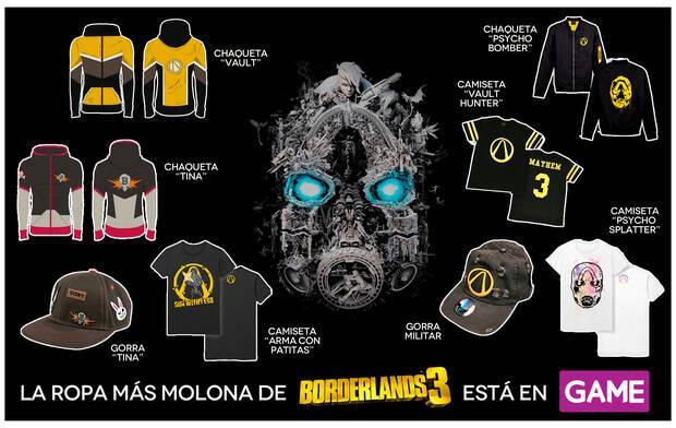 GAME celebra la llegada de Borderlands 3 y detalla todas su ediciones y merchandising Imagen 3