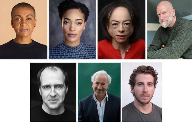 Nuevos actores de The Witcher de Netflix.