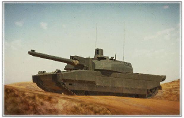 War Thunder Leclerc S2