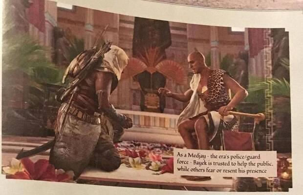 Assassin's Creed Origins se lanzará el 27 de octubre Imagen 3