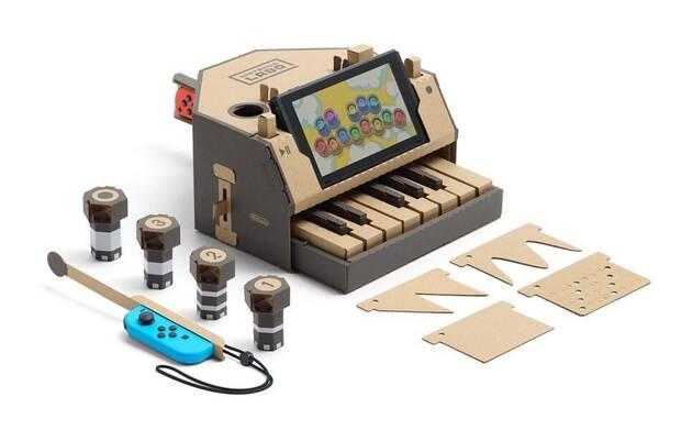 Nintendo Labo plan