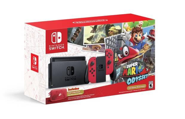 Super Mario Odyssey tendrá modo foto y pack con Nintendo Switch Imagen 2