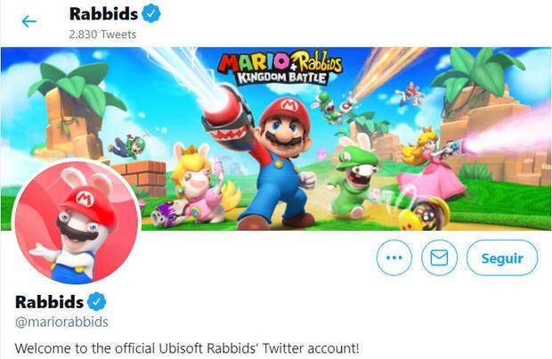 Changement de nom de compte Rabbids Ubisoft
