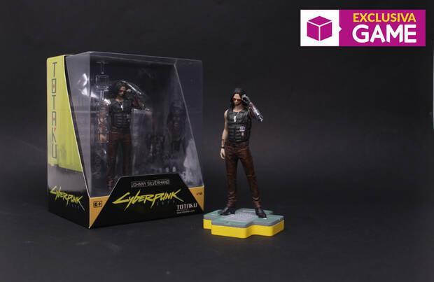 Cyberpunk 2077 muestra sus tres figuras Totaku dedicadas a Keanu Reeves y V Imagen 2