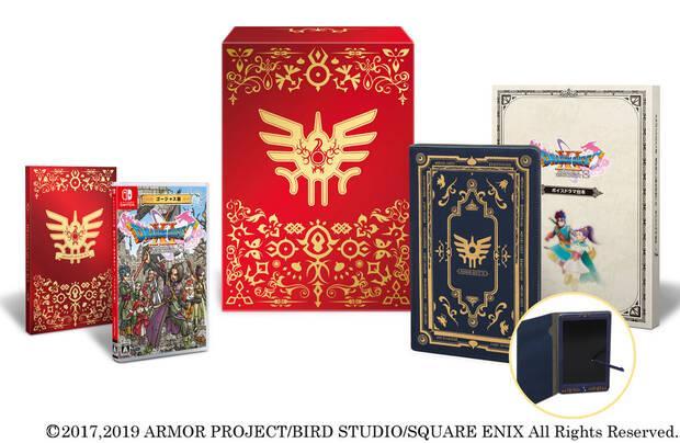 E3 2019: Presentado un pack de Dragon Quest XI S para Japón Imagen 4