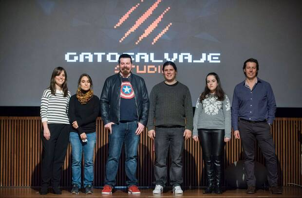 Sergio Prieto y la lucha por crear una base de creadores de videojuegos en Galicia Imagen 2