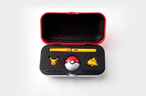 Lamy anuncia una pluma especial de Pikachu Imagen 2