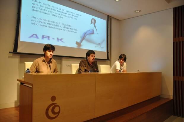 Sergio Prieto y la lucha por crear una base de creadores de videojuegos en Galicia Imagen 6