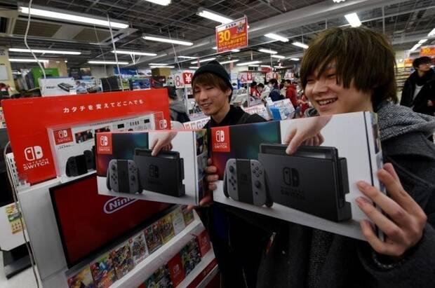 Nintendo Switch sigue liderando las ventas semanales de consolas en Japón Imagen 2
