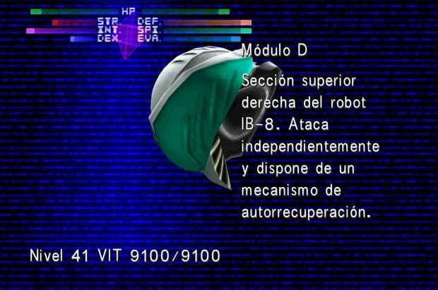FInal Fantasy VIII Remastered - Módulo D