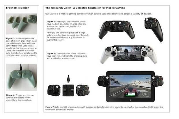 Microsoft estaría creando controladores de Xbox para móviles y tablets Imagen 2
