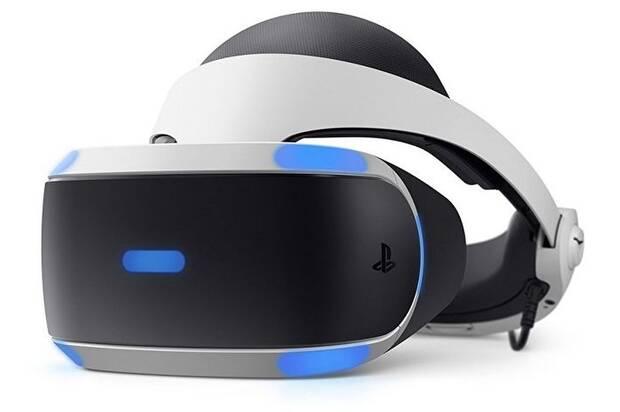 PS VR podr