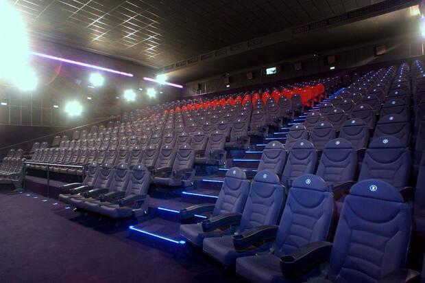 Cinesa ofrece salas de cine para jugar a videojuegos