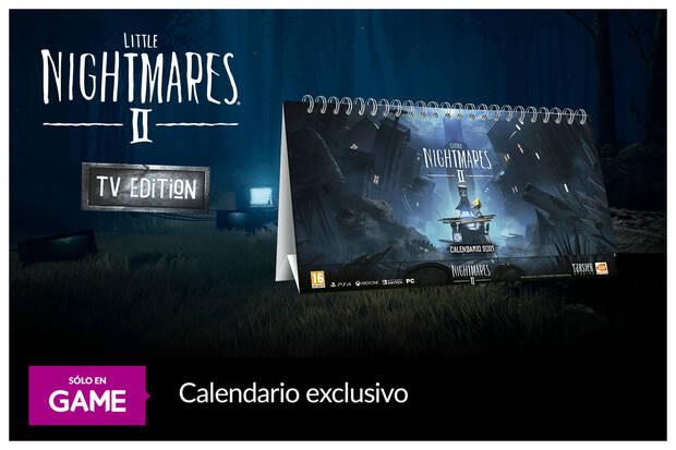 Calendario de Little Nightmares 2 en Game