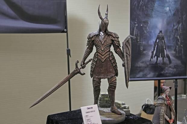 Gecco anuncia una nueva estatua del mítico Caballero Negro de Dark Souls Imagen 2