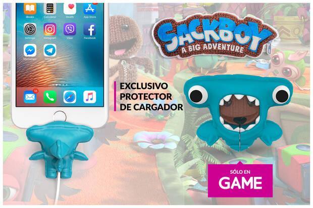 GAME detalla sus incentivos por reservar Sackboy: Una aventura a lo grande en PS4 y PS5 Imagen 3