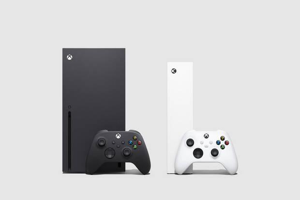 nuevas consolas xbox series x y series s