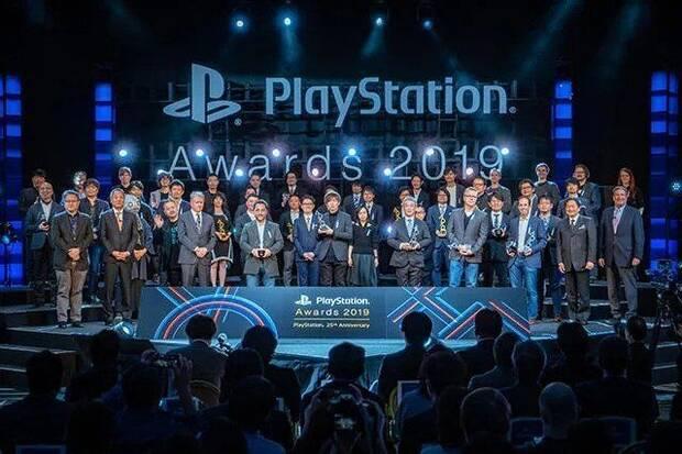 PlayStation Awards 2020 en directo para Espa