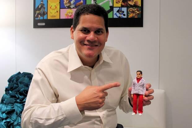 Reggie Fils-Aime, presidente de Nintendo of America, anuncia su retirada Imagen 2