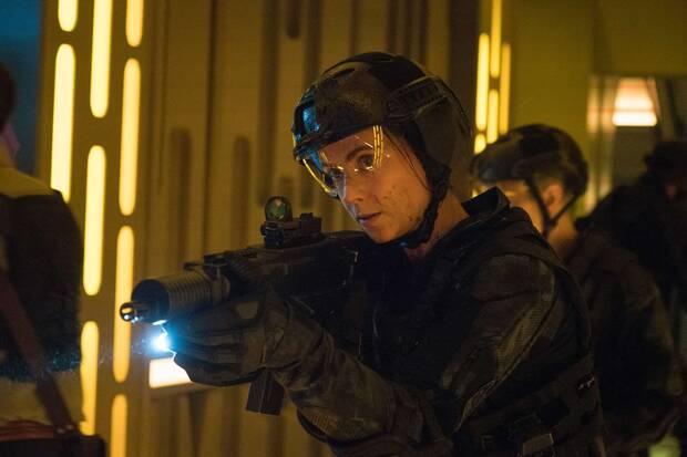Primeras imágenes de la película Doom: Annihilation Imagen 2