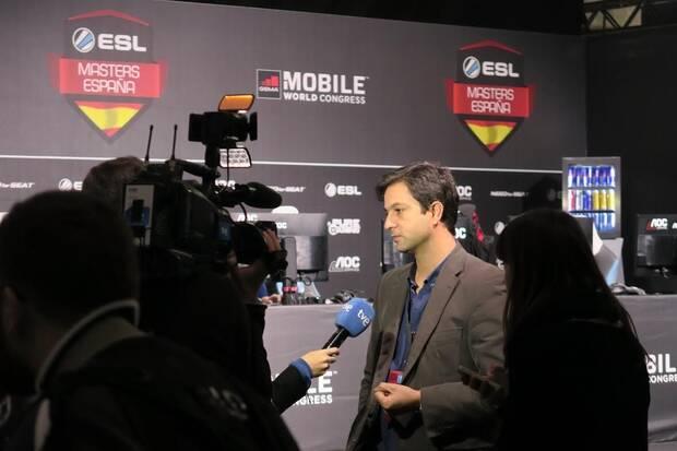 Manuel Moreno: llevando los videojuegos al Parlamento Europeo con una historia de romanos Imagen 5