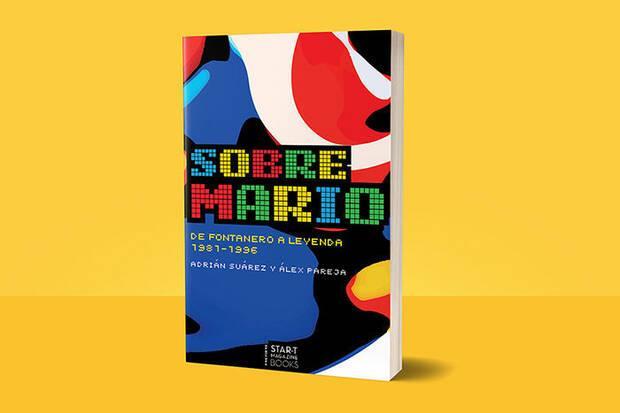 Llega el libro 'Sobre Mario: De fontanero a leyenda (1981-1996)' Imagen 2