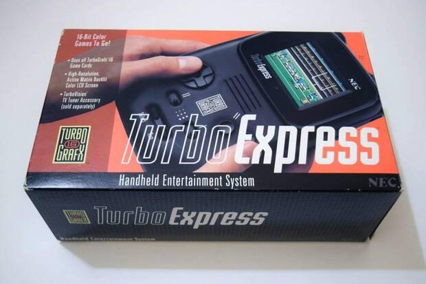 Así era la Turbo Express, la olvidada primera rival de Game Boy Imagen 4