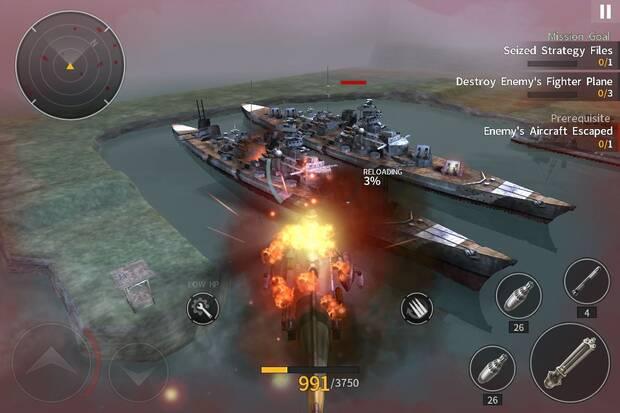 Gunship Battle Imagen 1