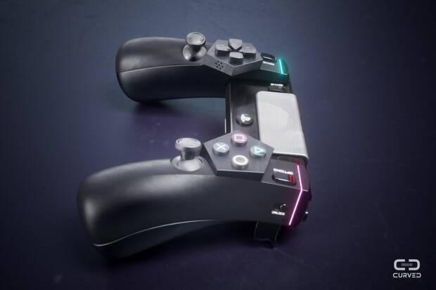 Imaginan cómo sería una nueva PlayStation portátil Imagen 2