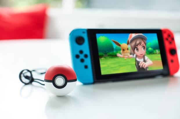 Pokémon Let's Go Pikachu! y Eevee! para Switch llega el 16 de noviembre Imagen 3